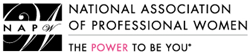 NAPW PROFESSIONAL WOMEN OF THE YEAR